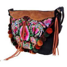 By Miya Thailand Hippie Bags Boho Gypsy Bag Hippy
