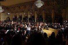 Лучшие отели мира: показ в The Plaza на Mercedes-Benz Fashion Week