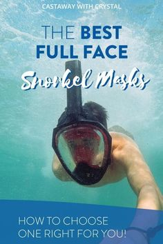 5f592e554 Here s how to choose the best full-face snorkel mask for your needs. Don