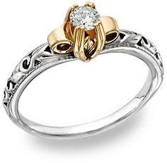 Diamond isn't nice, but the design I likey