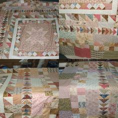 the Cotswold quilt, pattern from Patchwork on Stonleigh