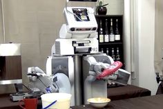 Robot Responds to Natural Language Instructions, Brings You Fancy Ice Cream - IEEE Spectrum