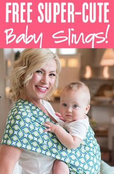 Baby Fashion - Cure Sling Carriers for New Moms!  These will keep baby close and snuggly, while keeping your arms free!  Go grab one for yourself, then get another to stash away as a CUTE Baby Shower gift!! Free Baby Stuff, Cool Baby Stuff, Summer Fashion Outfits, Spring Fashion, Winter Fashion, Life Hacks Every Girl Should Know, Baby Hacks, Baby Tips, Cute Baby Shower Gifts
