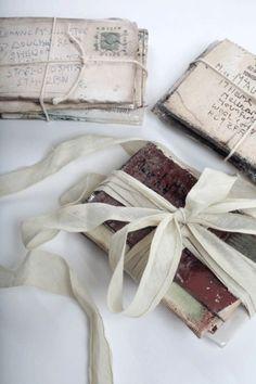 Treasured letters.