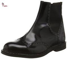 Fly London Inka923fly, Bottes Chelsea Femme, Noir (Black 000), 40 EU - Chaussures fly london (*Partner-Link)