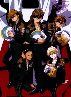 Gundam Wing - Endless Waltz