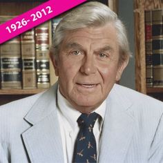 Andy Griffith - beloved actor