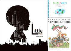 Little man - Antoine Guilloppé Little Man, Kansas City, Album, Gautier, Gilles, Jeanne, Camille, Loin, Laurent
