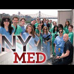 NY Med. New York Med. My new favorite show!