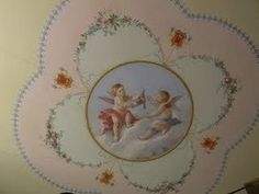 Fresco paintings - Lucca – Historical Villa Pieve for sale