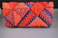 Anansi Spider Wallet #handbeading #wallet #summerfashion #africanfashion #adinkraexpo #ankara #adinkra #africanstyle