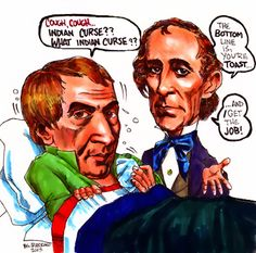 FUNNY GARFIELD POLTICS ON OBAMA | Ben Burgraff's CARICATURE GALLERY...Page 3 (Presidents' Gallery)!