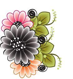Decoupage, 3d, November Born, Craft, Drawings, Flowers, Brush Strokes, Roses, Pintura