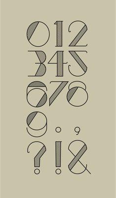 Stitch Typeface on Behance