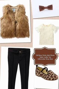 Another cute fall outfit for my little girls Maliyah and Aniyah