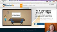 Best Google Hangout Webinar Platform for the Money http://iclive.marketwithsam.info