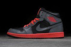 "Air Jordan 1 Mid ""BLACK REFLECTIVE "" Custom Sneakers                                                                                    Ⓙ_⍣∙₩ѧŁҝ!₦ǥ∙⍣"