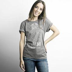 Camiseta yosiquesera para mujer - te como #yosíquesé #camisetaconestilo #tecomo #diseñosconalma #camisetaconmensaje