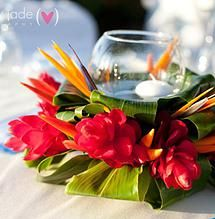 Lilo & Stitch Hawaiian Themed Wedding Ideas