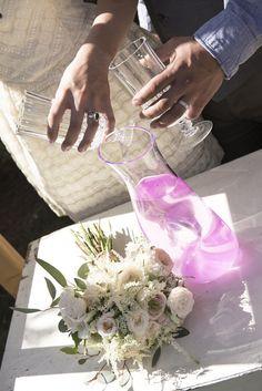 Sarah & Danny Wedding Photo By Estrada Wedding water ceremony