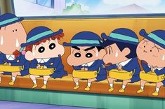 Sin chan with friends Sinchan Cartoon, Cartoon Quotes, Cartoon Drawings, Cool Drawings, Crayon Shin Chan, Best Cartoons Ever, Cool Cartoons, Funny Dp, Sinchan Wallpaper