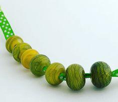 My lampwork Beads Lampwork Beads, Handmade, Hand Made, Craft