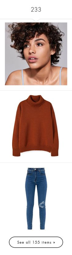 """233"" by pocahaunted666 ❤ liked on Polyvore featuring people, tops, sweaters, shirts, turtle neck shirt, turtleneck sweaters, oversized shirts, over sized sweaters, turtleneck shirt and jeans"