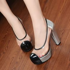 High-heeled #shoes