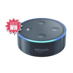 #Win an Amazon Echo Dot (Gen2) - closing date 2nd Feb. Enter every day to increase your chance of winning. No catch, no spam. We only take your email address to notify you if you win. See website for T&Cs. Enter every day across all 5 of our websites and increase your chances further: www.iwonchristmas.com, www.dailyclicktowin.com, www.clickswin.co.uk & www.winwithclicks.co.uk Follow us on Facebook www.facebook.com/dailyclicktowin and on Twitter @dailyclicktowin @amazon