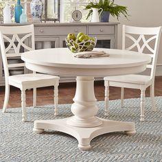 Birch Lane Sedgwick 48-inch Extending Custom Dining Table | Birch Lane