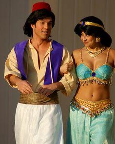 Top 5 Costume Ideas for a Disney Themed Halloween - Aladdin