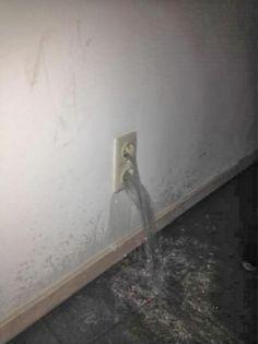 Ruft man da den Elektriker oder den Klempner? | Webfail - Fail Bilder und Fail Videos