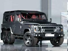 Jeep vs Land Rover Verteidiger