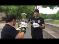 Coach Roger Boxing Mittology Training Mayweather style and Ulti mittwork with Edilberto Maldonado. - YouTube