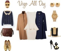 """Virgmorning-Virgnight"" by maria-mu ❤ liked on Polyvore"