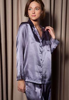 Saten Pijama Modelleri #Saten #Pijama