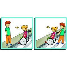 Refletir Sobre o Comportamento. Jogo de associação com o objetivo de ensinar à criança quais os comportamentos adequados em contexto de sala de aula e em relação aos seus pares. Este jogo consiste em relacionar dezassete pares de atitudes, de forma a identificar a certa e a errada.  Equipado com sistema de autocorreção no verso de cada cartão. Brincar e Aprender. Brinquedos Didácticos para Crianças. http://www.planetadidactico.com/home/181-refletir-sobre-o-comportamento.html