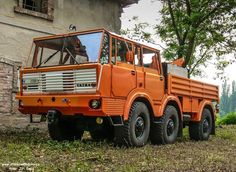 Tatra T-813 6x6 TP Czech Republic, Motor Car, Vintage Cars, Automobile, Trucks, Vehicles, Rap, Car, Rolling Stock
