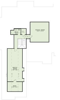 Le Gautier House Plan 3054 - 3 Bedrooms and 4.5 Baths | The House Designers