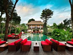 29 best luxe hotels in indonesia images travel hotel pool hotel rh pinterest com