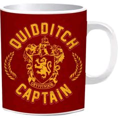 Collectables - Harry Potter - Quidditch Captain Boxed Mug
