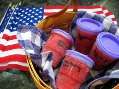 Memorial Day: Make Jam! | Big Red Kitchen - a regular gathering of distinguished guests