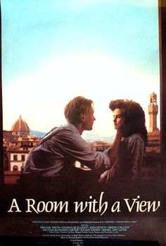 1985 A Room With a View...romantic movie...based on the book by E.M. Forster..Florence it will take you there!!