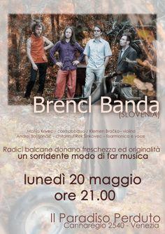 Brencl Banda - 20 maggio 2013
