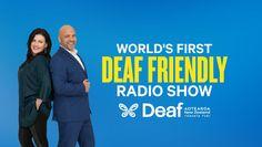 Polly & Grant's Deaf Friendly Radio Show Sign Language Interpreter, First World, New Zealand, News
