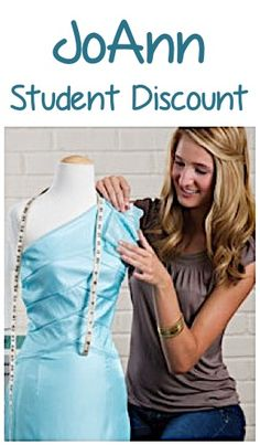 JoAnn July Student Discount: 20% off for High School and College Students!