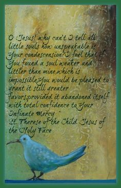 The Little Bird~ Story of a Soul