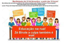 Libertat & Liberdade Educação: Zé Biruta a culpa também é Sua!