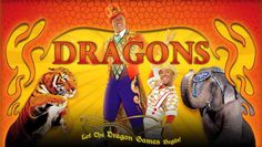 Ringling Bros. and Barnum & Bailey Presents Dragons TD Garden, Formerly Fleetcenter (100 Legends Way Boston, MA 02114)