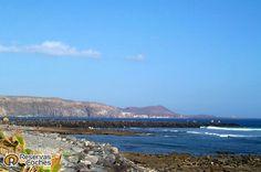 Paisaje en Tenerife Sur, Islas Canarias, España  #Tenerife #turismo #viajes #islascanarias #turismo #españa #canarias.  Recorre Tenerife en coche con http://www.reservasdecoches.com